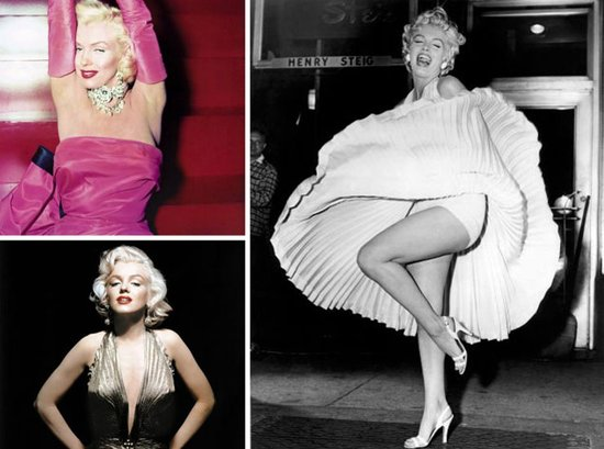 Monroe dans robes