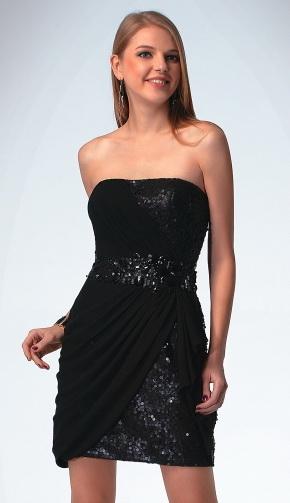 petite robe noire, nouveau style de 2013
