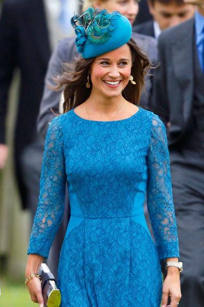 La prédiction de la robe de mariage de Pippa Middleton
