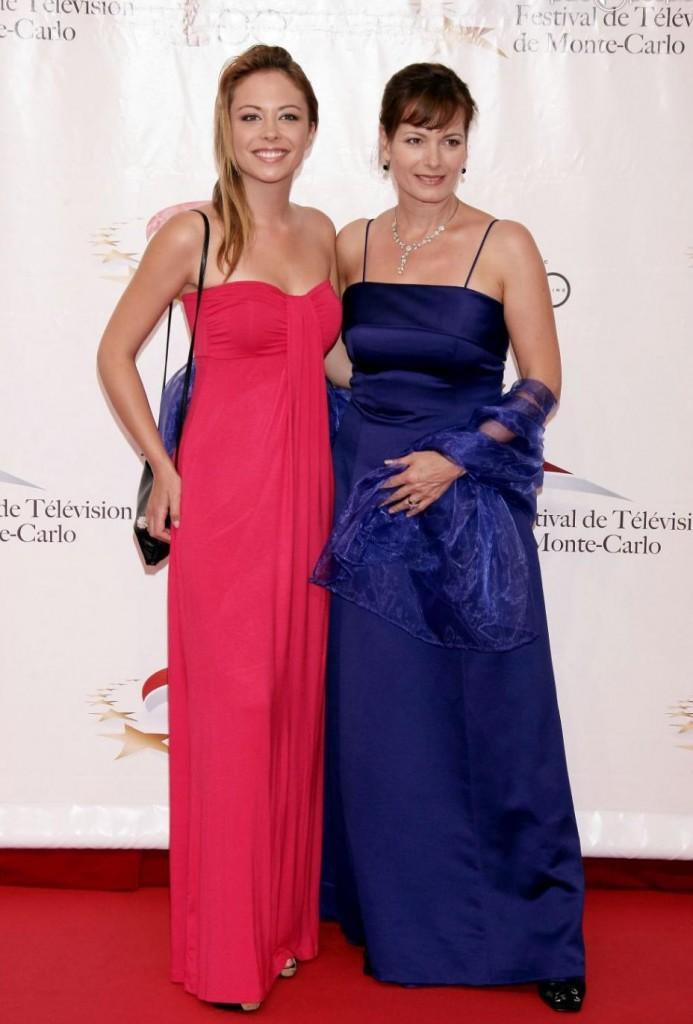 Cécilia Hornus s'est rendu au Festival de Télévision de Monte Carlo