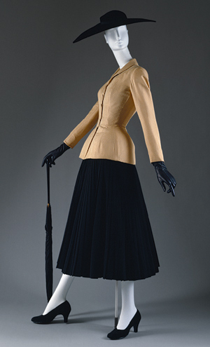Christian Dior robe de cocktail