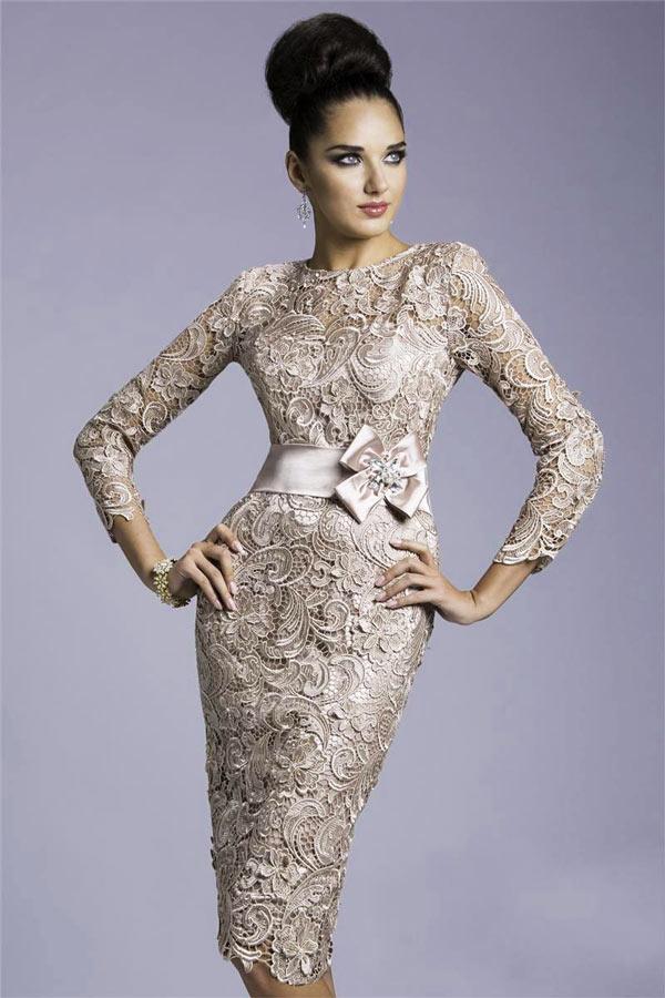 eb4dcf716c3 Belles robes courtes 2016 pour assister un mariage
