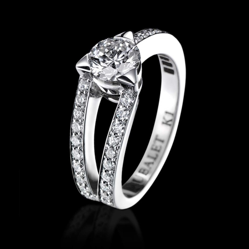 chic bague-diamant