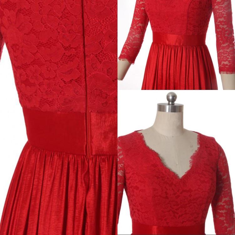 détails de la robe