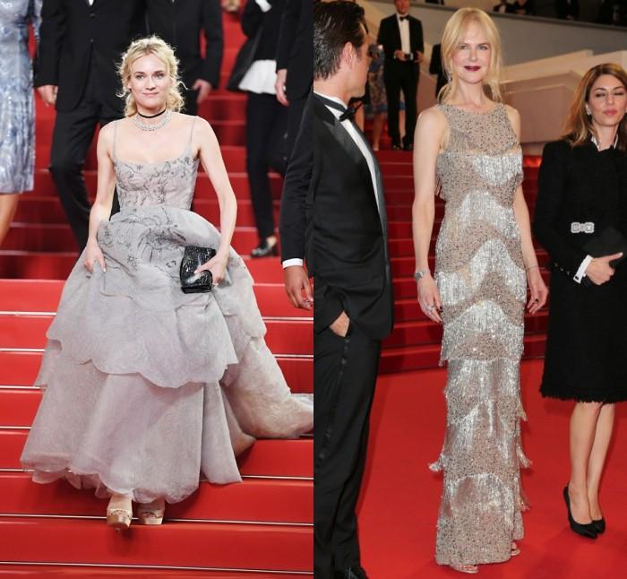 Diane Kruger & Nicole Kidman cannes 2017