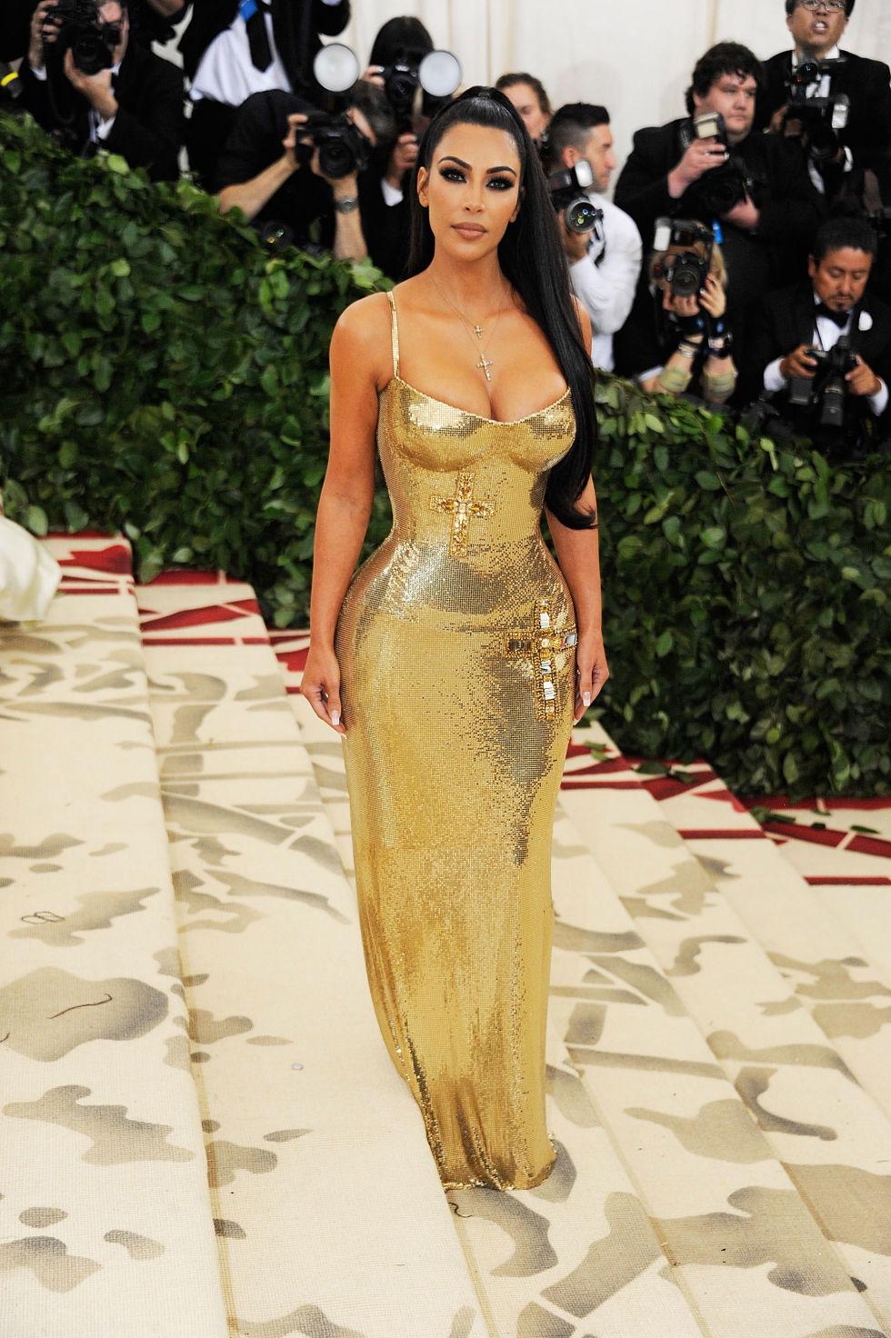 56179106290 Magnifique Kim 2018 Kardashian Cocktail Les J adore Gala Met Robes BBF76qPH