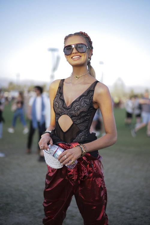 Romee Strijd Coachella 2018