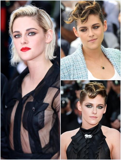 maquillages de Kristen Stewart Festival de Cannes