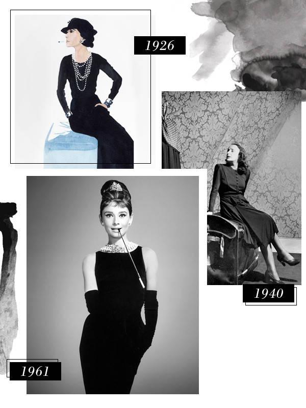 petite robe noire classe