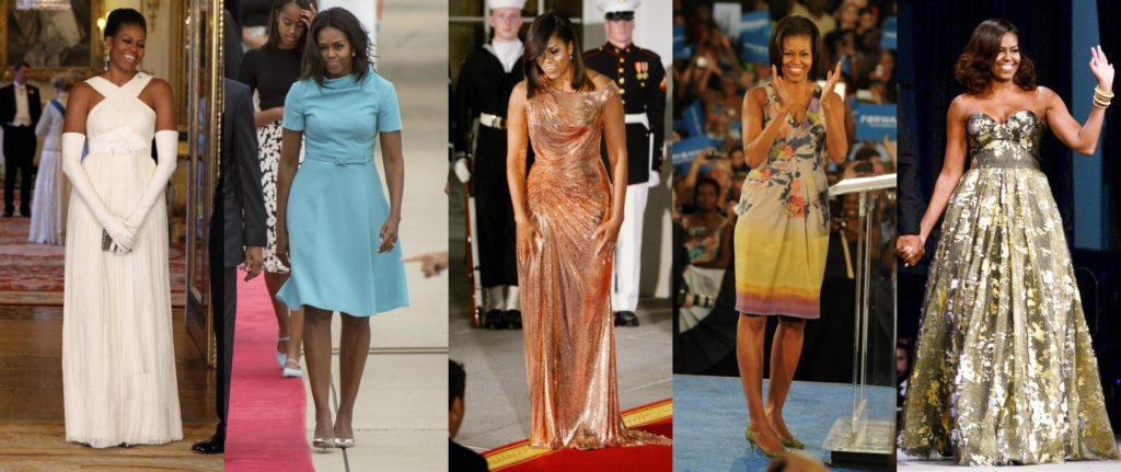 robes de Michelle Obama