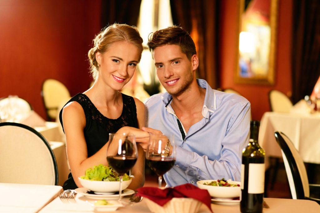 Passer une belle soirée en amoureux