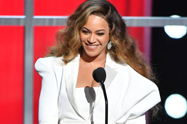 Beyoncé au NAACP Image Awards 2019
