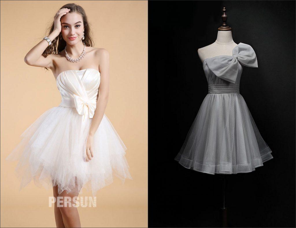 88d4406d0592e L'art d'adapter votre robe à nœud papillon aux occasion exceptionnelle
