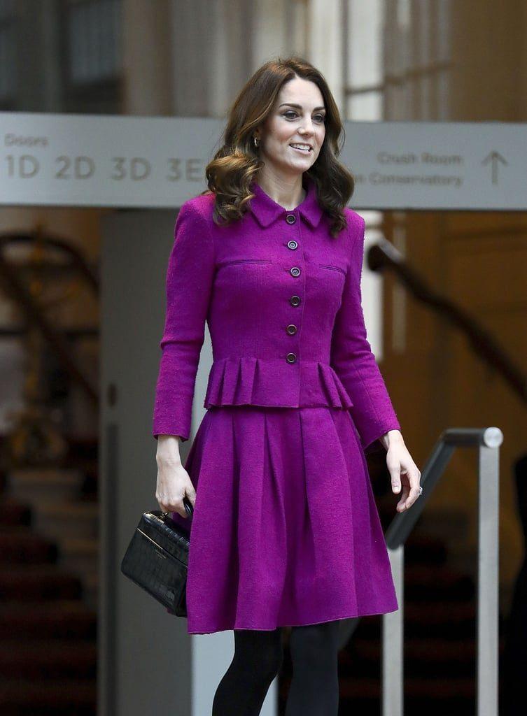 Kate est en violet dans Oscar 2019