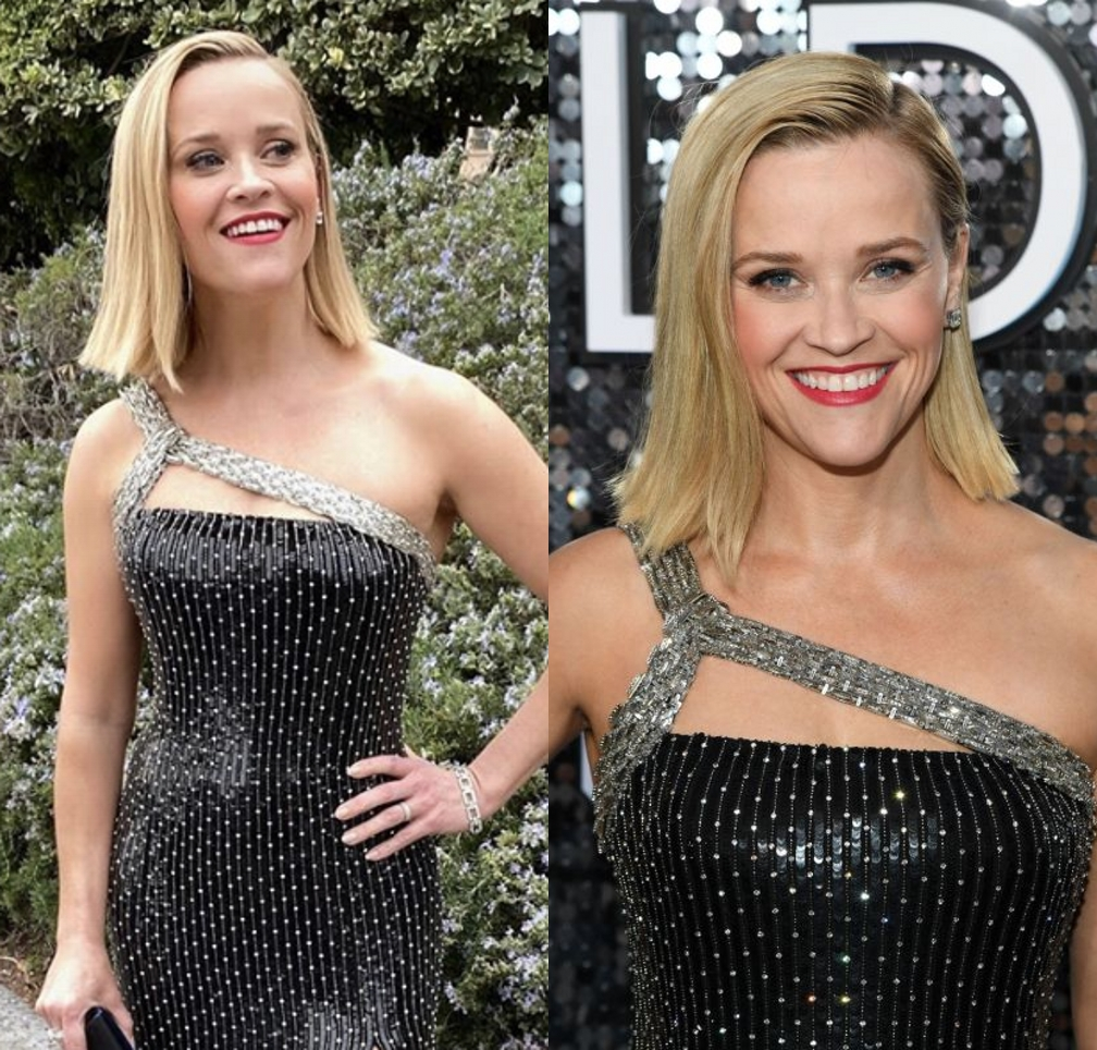 maquillage séduisant de Reese Witherspoon sag awards 2020