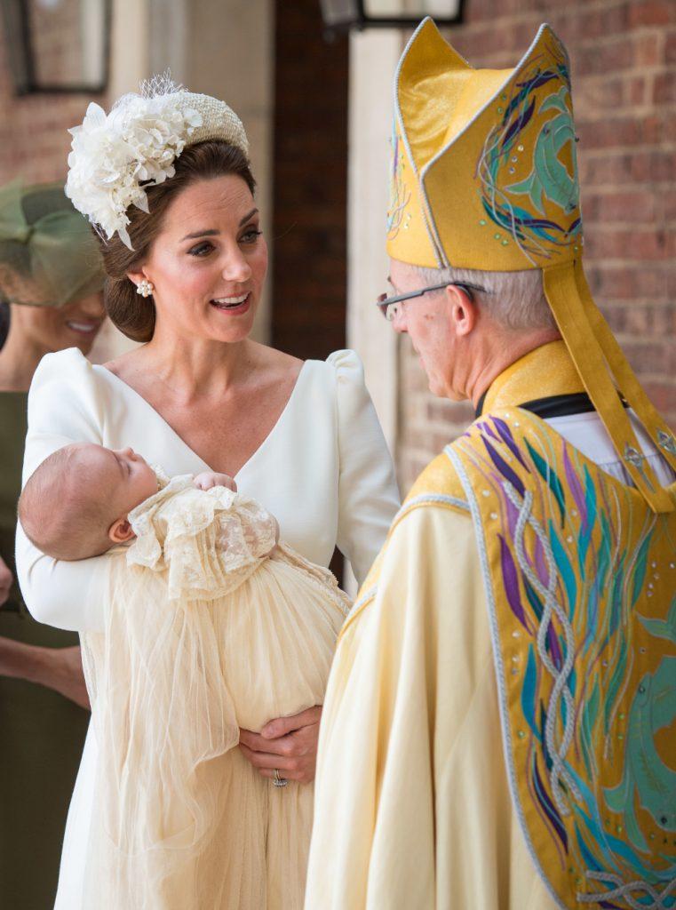 baptême du prince Louis