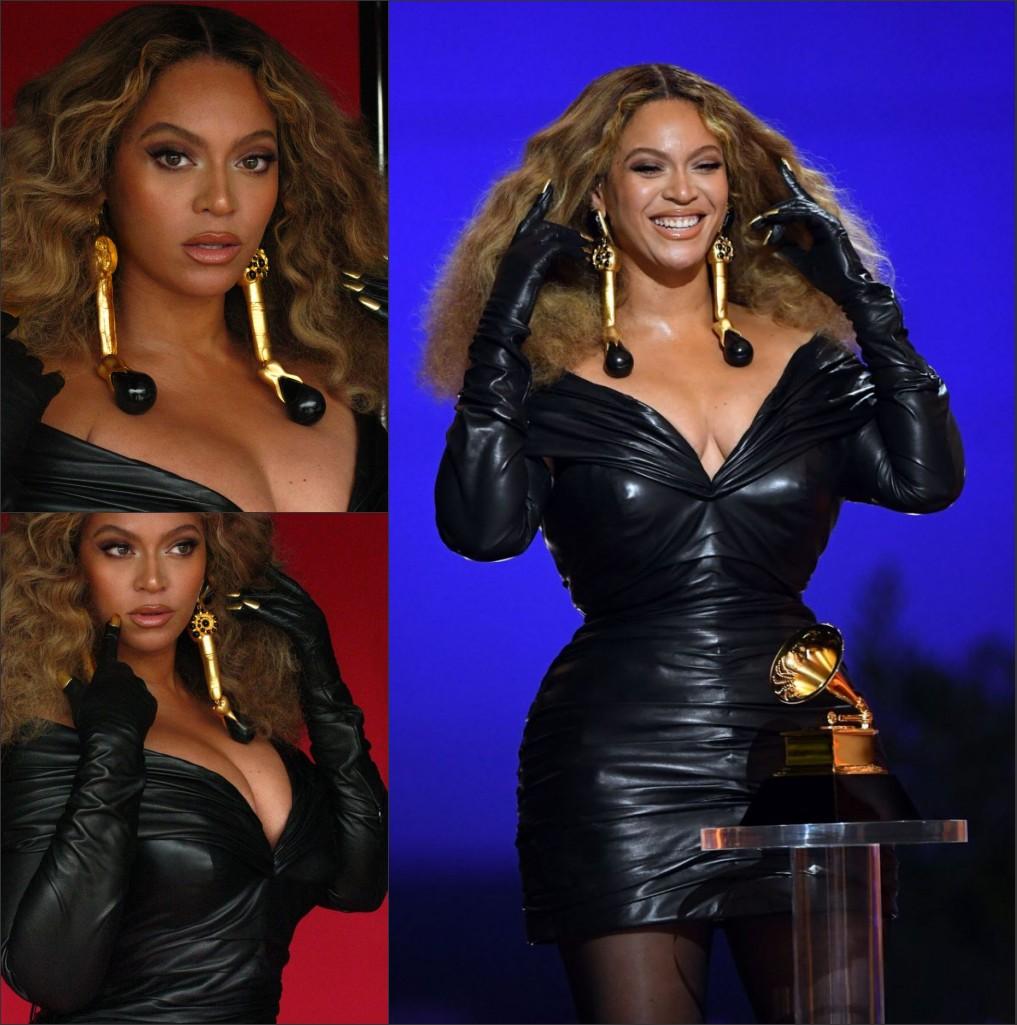 Petite robe noire version Beyoncé