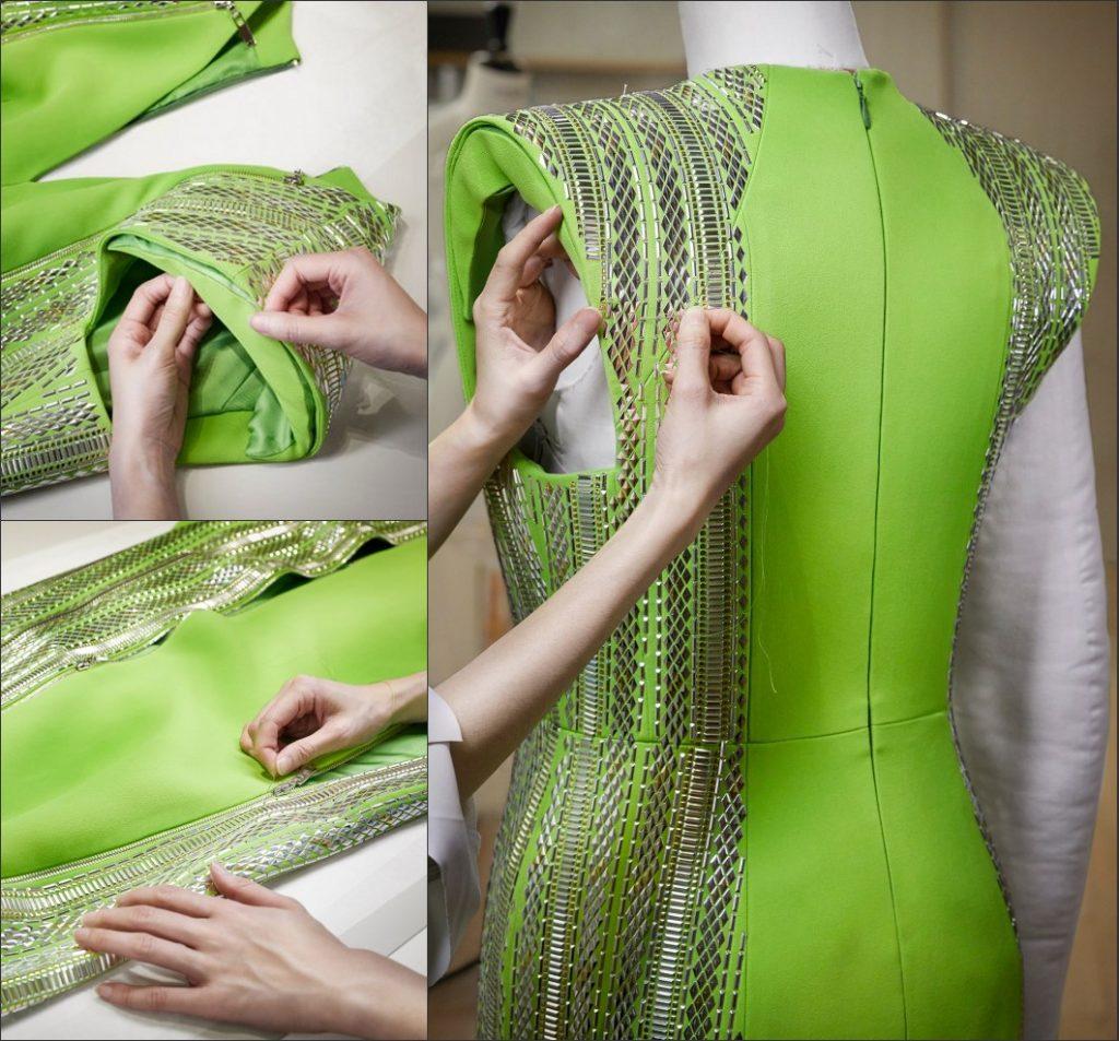 robe vert de viola Davis aux SAG Awards 2021